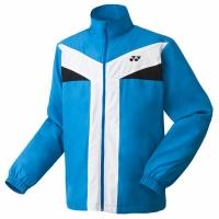 Ветровка Yonex Jacket U YM 0020EX Cyan/White