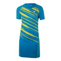 Платье Victor Dress W KT-81302/M Turquoise/Yellow