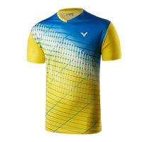 Футболка Victor T-shirt M T-90012/E Yellow/Blue