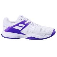 Кроссовки Babolat Pulsion Wimbledon W 1046 White/Purple 31S20558