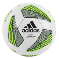 Мяч для футбола Adidas Tiro Match League HS White/Green FS0368