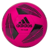 Мяч для футбола Adidas Tiro Club Pink FS0364