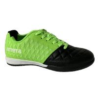 Бутсы футбольные Indoor ATEMI SD700 Light Green/Black