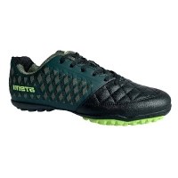 Бутсы футбольные Outdoor ATEMI SD700 TURF Green/Black