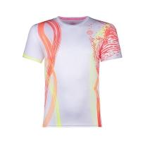 Футболка Bidi Badu T-shirt JB Nuka Tech White/Coral B369002202