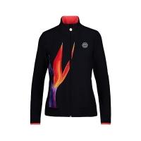 Ветровка Bidi Badu Jacket W Gene Tech Dark Gray/Coral W194017202