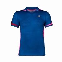 Поло Bidi Badu Polo Shirt M Tano Tech Blue/Pink M26068211