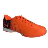Бутсы футбольные Indoor Novus NSB-22 Orange/Black