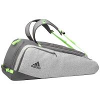 Чехол 7-9 ракеток Adidas 360 B7 Gray/White