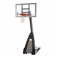 Стойка баскетбольная Spalding The Beast Junior мобильная 74454CN