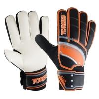 Перчатки вратарские TORRES Club Black/Orange FG0507