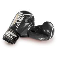 Перчатки боксерские GREEN HILL PANTHER Black BGP-2098-BK
