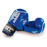 Перчатки боксерские GREEN HILL PANTHER Blue BGP-2098-BL