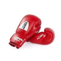 Перчатки боксерские GREEN HILL SUPER STAR Red BGS-1213a-RD