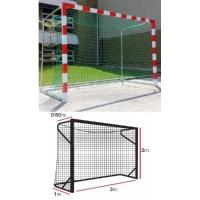 Сетка для ворот гандбол/минифутбол 5mm Green 11445010002 EL LEON DE ORO