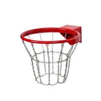 Кольцо баскетбольное Antivandal №7 Red АТ129