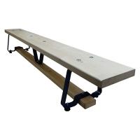 Скамья гимнастическая 4.0m Metal Legs Optima АТ389