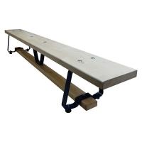 Скамья гимнастическая 2.0m Metal Legs Optima АТ385