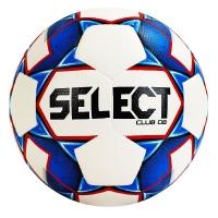 Мяч для футбола SELECT Club DB White/Blue 810220-002