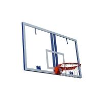 Баскетбольный щит AVIX Игровой 1800x1050mm оргстекло 15mm
