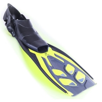 Ласты для плавания Salvas Tonic Dive Yellow BA190GGSTS
