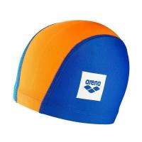 Шапочка для плавания ARENA Unix II Junior Blue/Orange 02384101