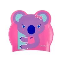 Шапочка для плавания SPEEDO Printed Character Koala Junior Pink 8-12240D681