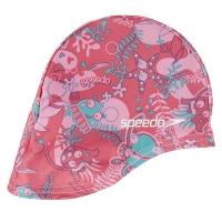 Шапочка для плавания SPEEDO Sea Squad Polyester Cap Junior Pink 8-07997B915