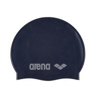 Шапочка для плавания ARENA Classic Silicone Junior Dark Blue 9167071