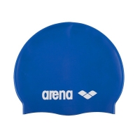 Шапочка для плавания ARENA Classic Silicone Junior Blue 9167077