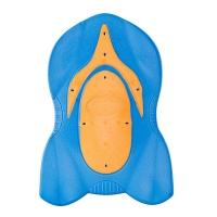Доска для плавания Kickboard Cyan 4283 FASHY