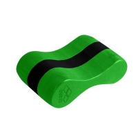 Колобашка для плавания Freeflow Pullbuoy Green/Black 9505665 ARENA