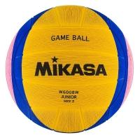 Мяч для водного поло Mikasa W6008W Yellow/Blue/Pink