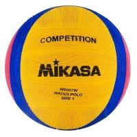 Мяч для водного поло Mikasa W6607W Yellow/Blue/Pink