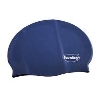 Шапочка для плавания FASHY Silicone Cap Dark Blue/Purple 3040-54