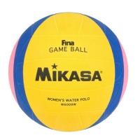 Мяч для водного поло Mikasa W6009W Yellow/Blue/Pink