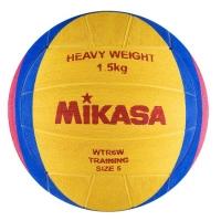 Мяч для водного поло Mikasa WTR6W Yellow/Blue/Pink