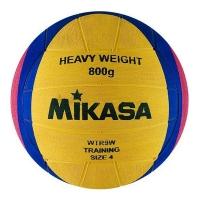Мяч для водного поло Mikasa WTR9W Yellow/Blue/Pink