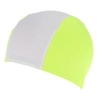 Шапочка для плавания FASHY Polyester Cap White/Yellow 3236-00-45