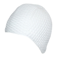 Шапочка для плавания FASHY Babble Cap White 3115-10