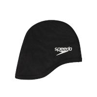 Шапочка для плавания SPEEDO Polyester Cap Junior Black 8-710110001