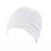 Шапочка для плавания FASHY With Plastic Lining White 3401-10