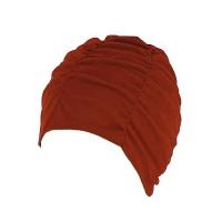 Шапочка для плавания FASHY With Plastic Lining Red 3401-40