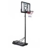 Стойка баскетбольная Мобильная Start Line 1100x750mm h2.28-3.05m Professional 021B SLP-021B