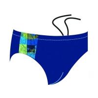 Плавки ATEMI BB3 12 Junior Blue/Light Green