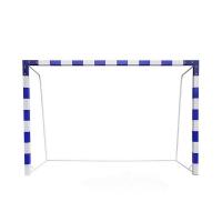 Ворота гандбол/футзал 3x2m переносные x2 White/Blue 3.01