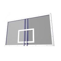Баскетбольный щит AVIX Игровой 1800x1050mm оргстекло 8mm
