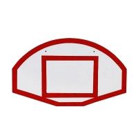 Баскетбольный щит Стритбольный 1200x900mm влагостойкая фанера 18mm 2.28.1