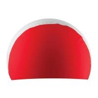 Шапочка для плавания Novus NPC-41 Red/White