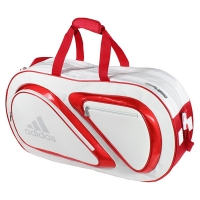 Сумка спортивная Adidas Pro Line Compact Bag White/Red